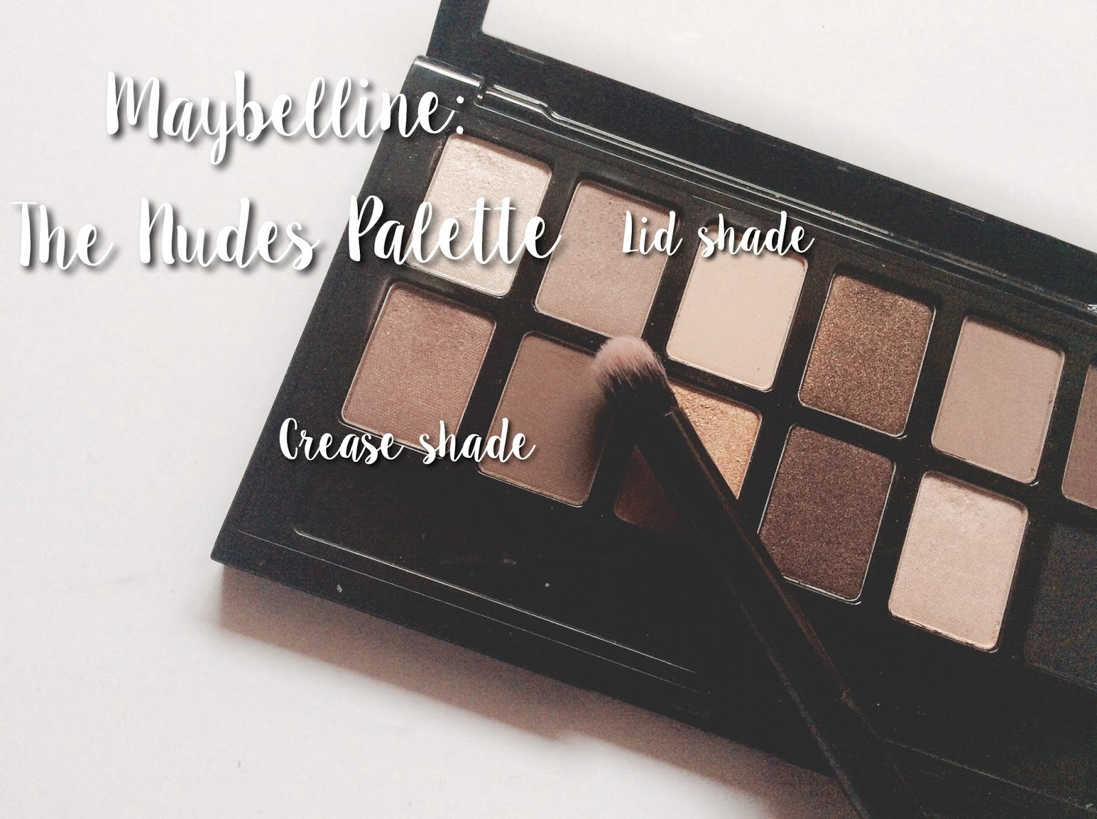 maybelline nudes palette