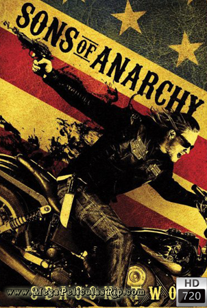 Sons of Anarchy Temporada 2 [720p] [Latino-Ingles] [MEGA]