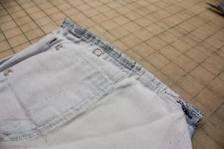pocket seam
