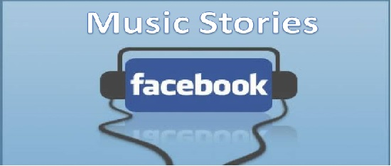 Music Stories de Facebook