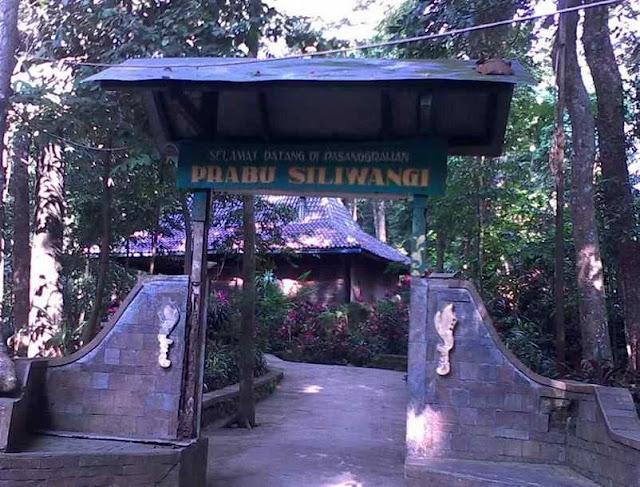 wisata Majalengka Petilasan Prabu Siliwangi