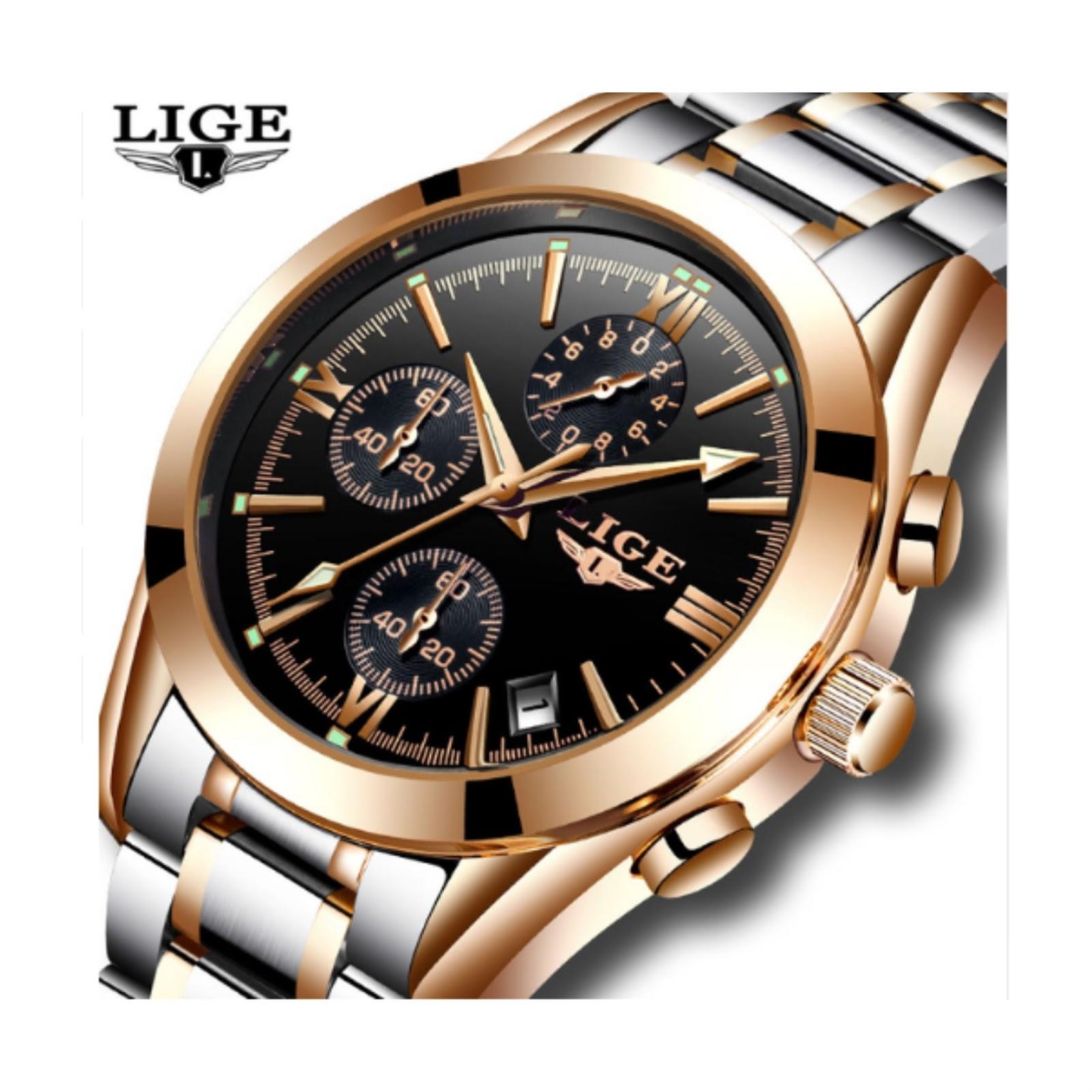 4c714e97dd0 Relogio Masculino de Luxo. - ONLY STORE