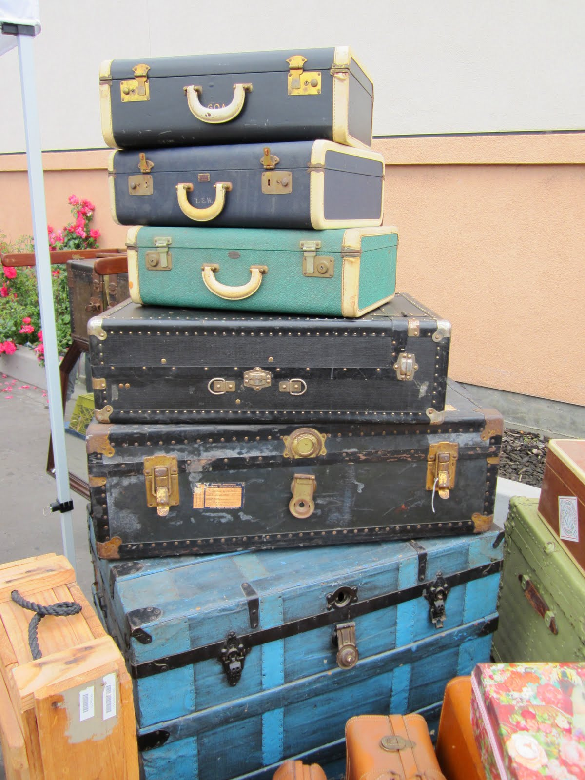Flea Market Finds Which Would You Have Taken Home