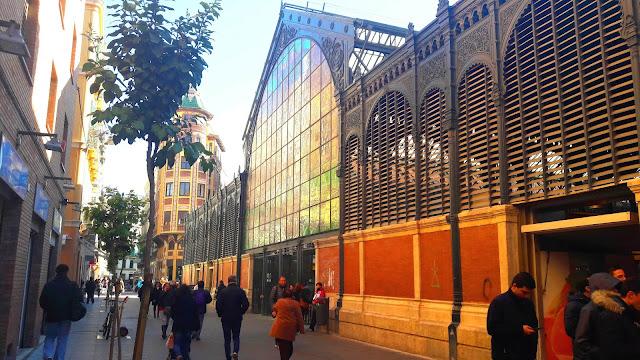Back-door-Atarazanas- Market - Malaga- Trips