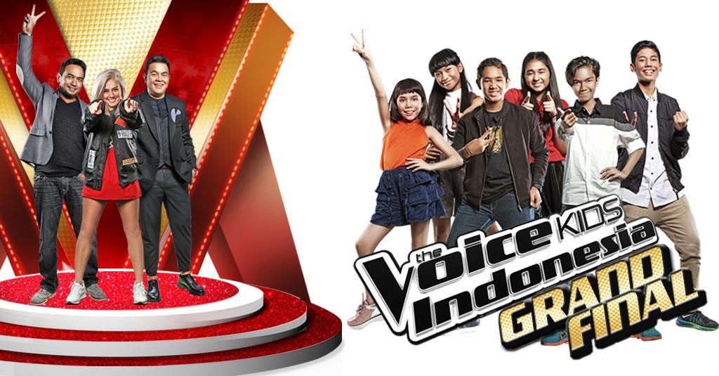 Kumpulan Lagu The Voice Kids Indonesia 2016 - Grand Final