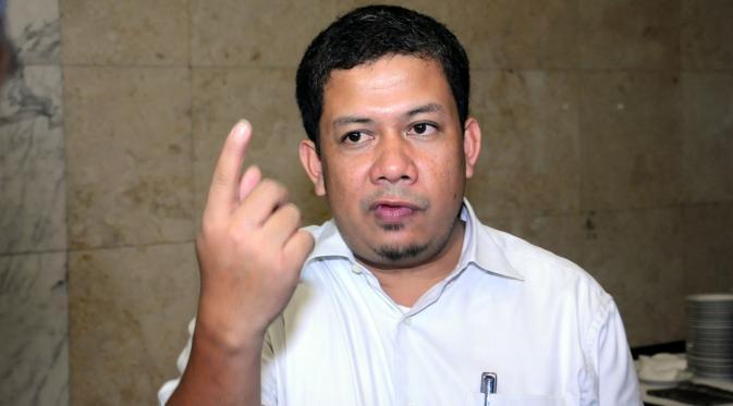 Waduh..!! Fahri Hamzah Minta KPK Tangkap Presiden Jokowi
