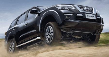 Harga Kredit Nissan Terra 2018