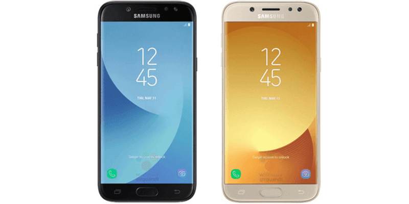 Samsung Galaxy J5 (2017) With 13 MP Lowlight Ready Cam Leaks