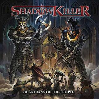 "Ο δίσκος των ShadowKiller ""Guardians of the Temple"""