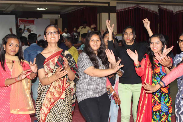 Gita Premier League: Amazing color showing Indian culture and civilization in campus