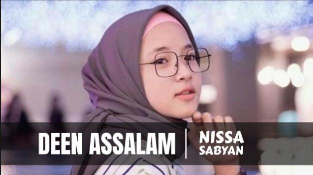 Lirik lagu Deen Assalam Arab dan Terjemahan