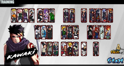 the admin did not post light android games on this blog Download Tattake Shinobi (Naruto Senki Mod By Bagus Rahmat)
