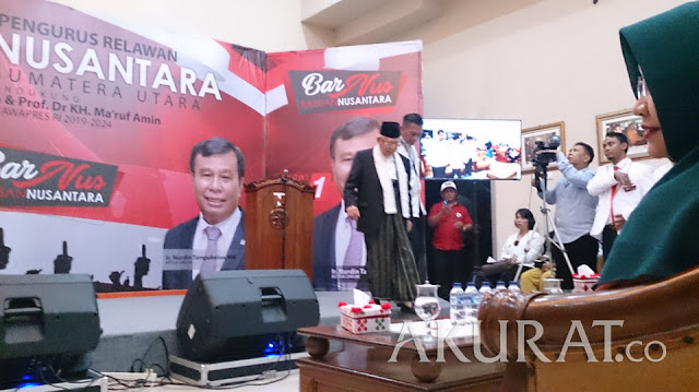 Ma'ruf Amin: Ah Itu Cuma MUI Sumbar Aja, Tak Wakili MUI Seluruh Indonesia