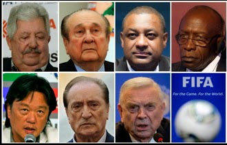 ESCÂNDALO NO ESPORTE  - CONHEÇA OS CORRUPTOS QUE ABALOU A FIFA