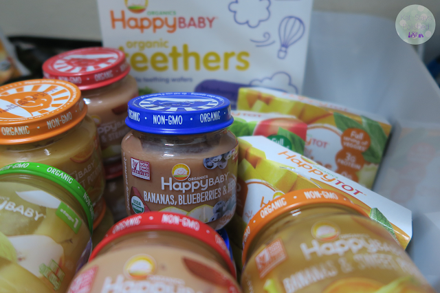 Happy Family | Happy Baby Clearly Crafted Jar Food | Kat Stays Polished