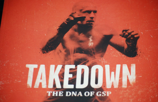 Takedown: The DNA of GSP quotes