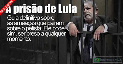 Resultado de imagem para fotos e imagens do ex presidente lula preso
