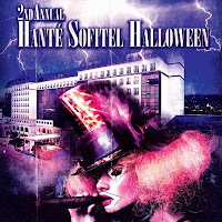 Hante Sofitel Halloween Los Angeles