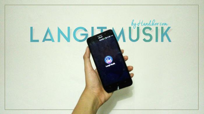 Review Aplikasi Langit Musik : Mendengarkan Musik jadi Lebih Hidup!