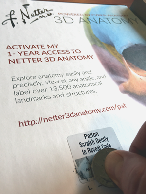 Anatomy & Physiology: Netter's 3D Interactive Anatomy