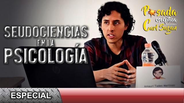 Seudociencias en psicología, por Amauri Tadeo