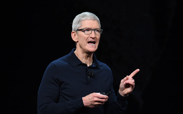 """""""Being Gay Is God's Greatest Gift To Me"""" – Apple CEO, Tim Cook"""