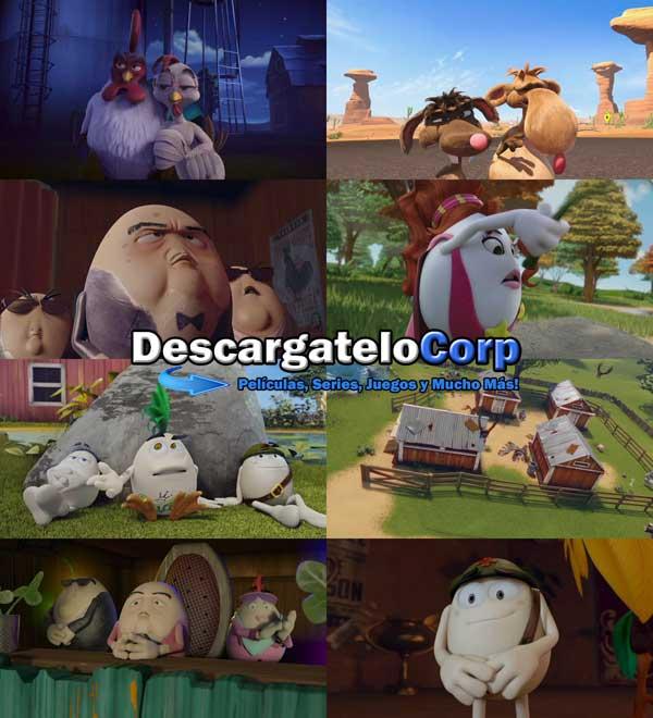 Un Gallo con Muchos Huevos DVDRip Latino