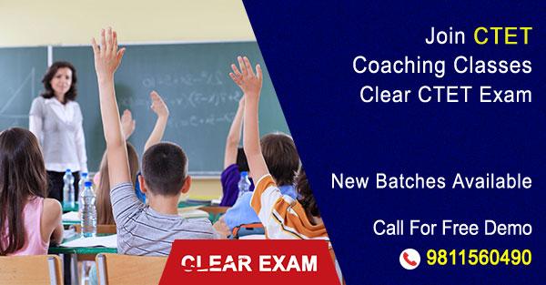 CTET Coaching