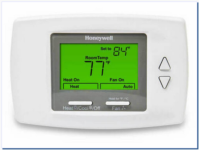 Thermostat Auto Heat and  Cool