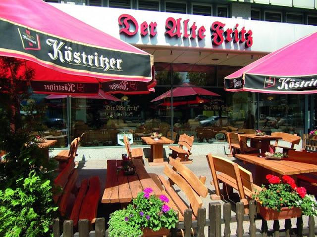 Der Alte Fritz em Berlim