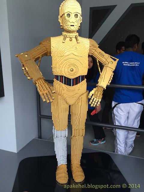 Legoland - Star Wars C-3PO