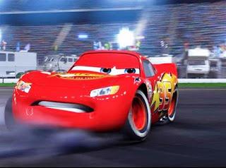 Gambar Mobil Balap McQueen