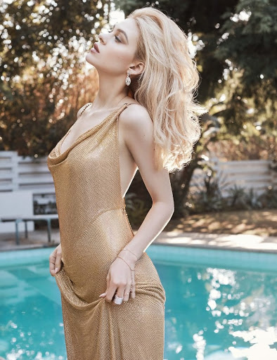 Nicola Peltz Vogue Spain magazine photoshoot February 2017