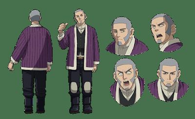 el seiyuu Kentarou Itou se unirá al reparto de voces como Yoshitake Shiraishi, el Rey de la Fuga.