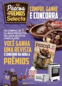Promoção Selecta Chocolates Páscoa 2019 de Prêmios - Compre, Ganhe e Concorra