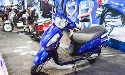 2016 Suzuki Access 125 HD Image