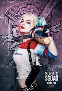 cheeky Harley Quinn
