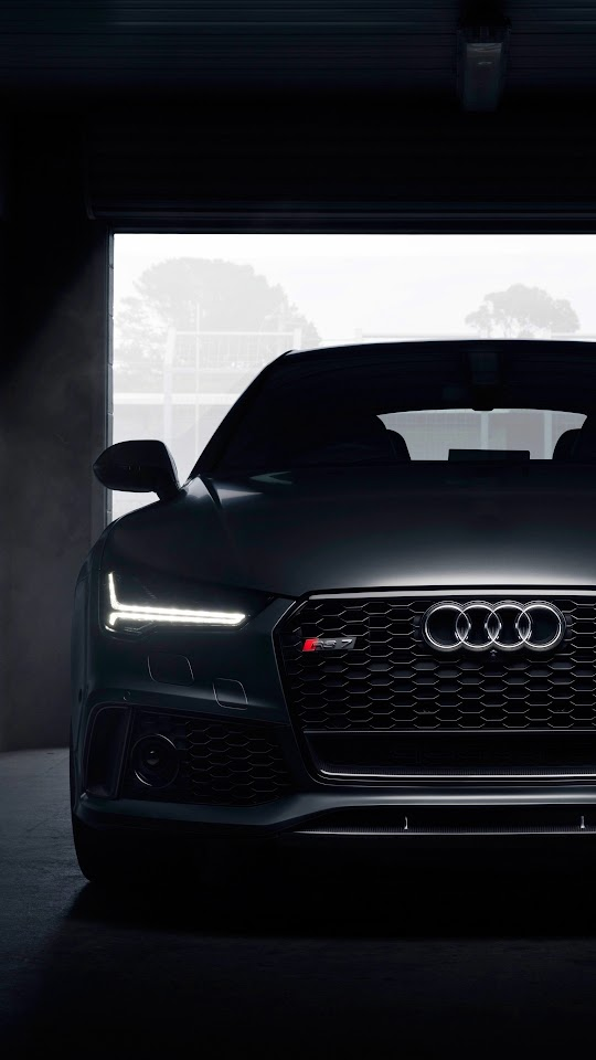 Audi RS 7 Sportback AU-Spec 2015 Galaxy Note HD Wallpaper