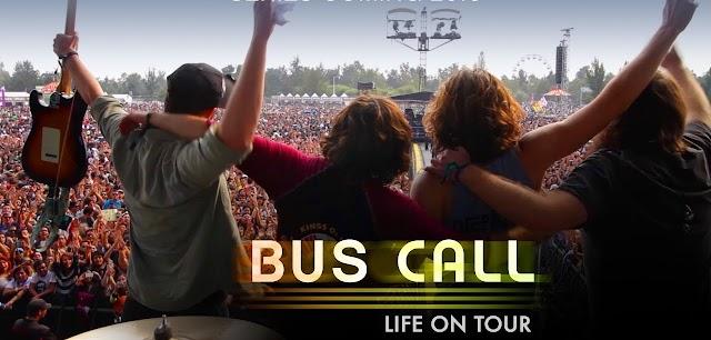 KONGOS lança primeiro episódio do documentário Bus Call