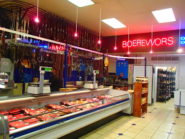 meat shop in south africa