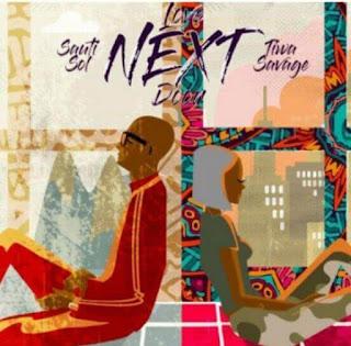 Sauti Sol - Girl Next Door Ft. Tiwa Savage mp3 download