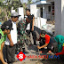 Peduli Kebersihan Lingkungan, Elemen Masyarakat Desa Sukosari Kerja Bakti Bersama