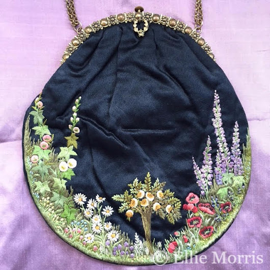 Future Ideas, Late Victorian Purse, and Straw Curled Hair