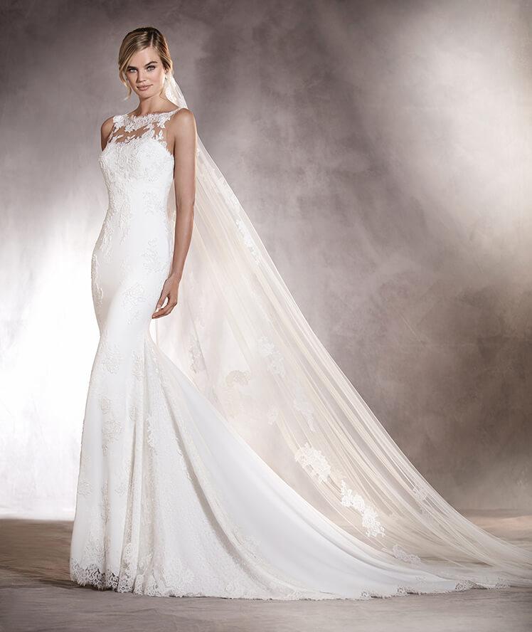 vestido pronovias 2017