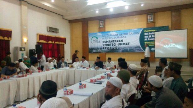 KH. Cholil Ridwan: Musuh Paling Berbahaya Umat Islam adalah Kaum Munafik