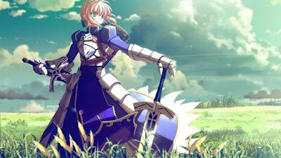 Inilah 7 pendekar pedang cewek paling populer dalam anime