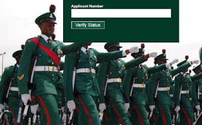 77RRI Nigerian Army Shortlisted Candidates 2018 For Pre-Screening Exercise