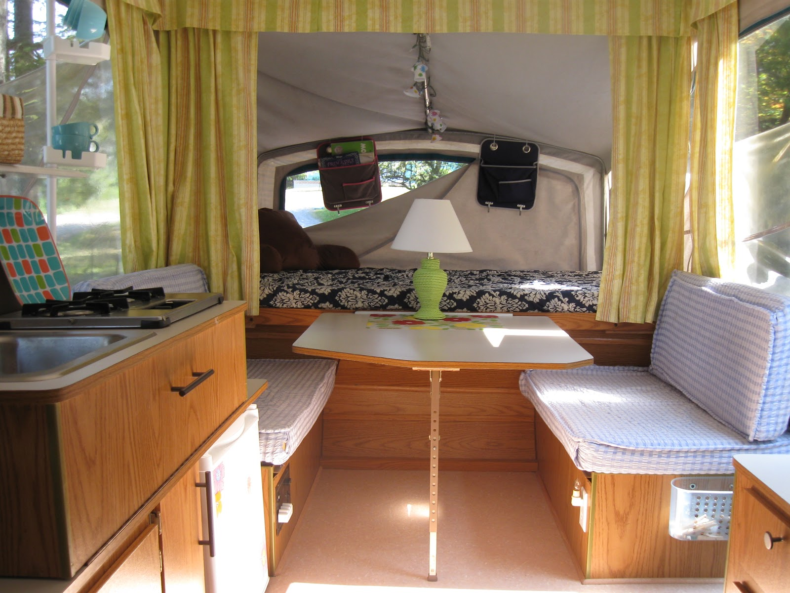 This house we call home camper remodel for Design caravan renovation ideas home