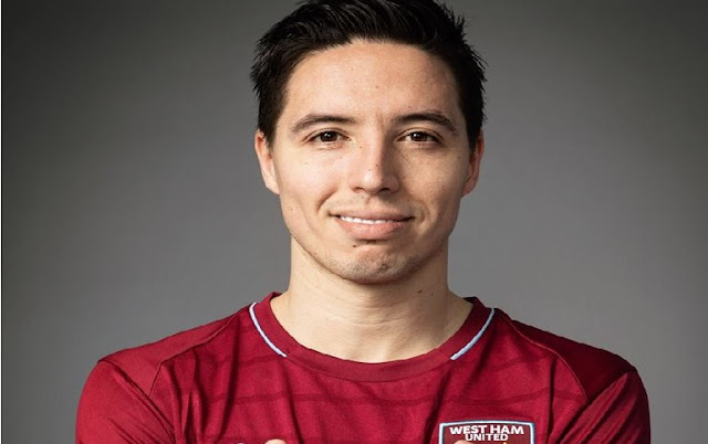 Premier League : Samir Nasri signe à Westham - man city