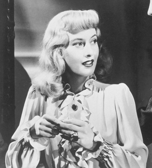 femme fatale double indemnity